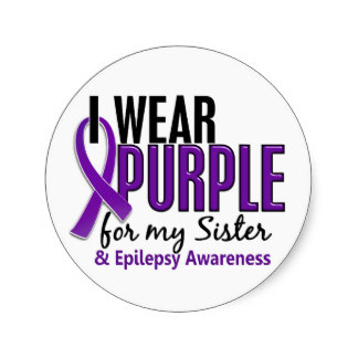 Help Find A Cure for Epilepsy in honor of my sister Jessica