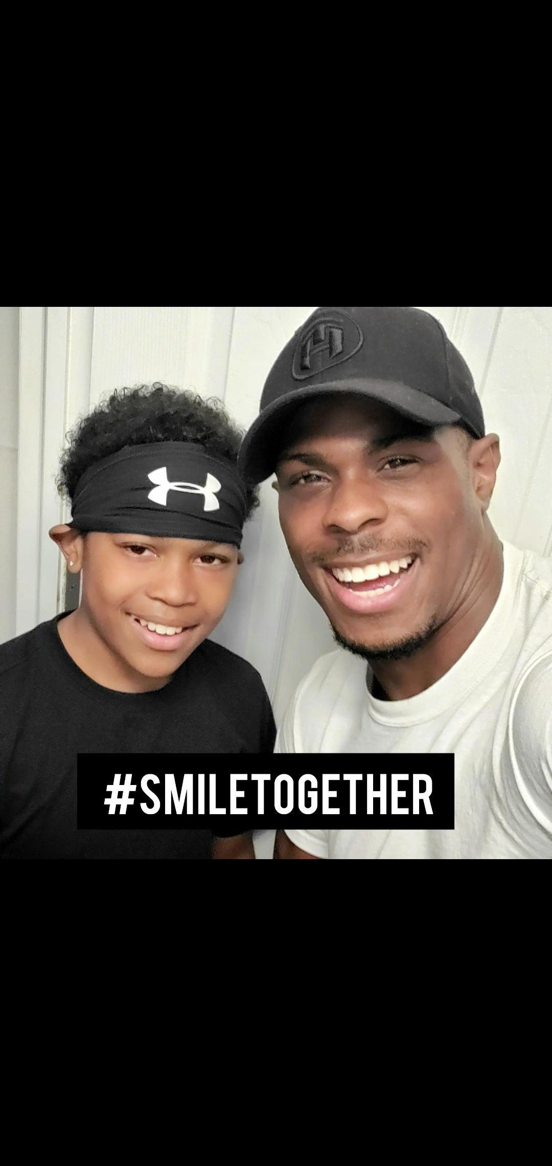 #SMILETOGETHER IN SUPPORT OF THE FIGHT AGAINST COVID-19